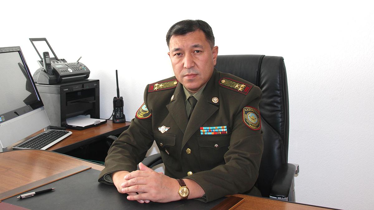 В МЧС Казахстана назначены вице-министры