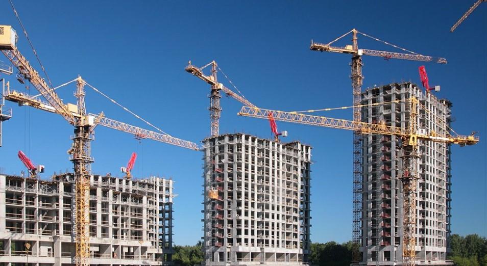 В Аксу начали строить 28 двухквартирных жилых домов для многодетных семей