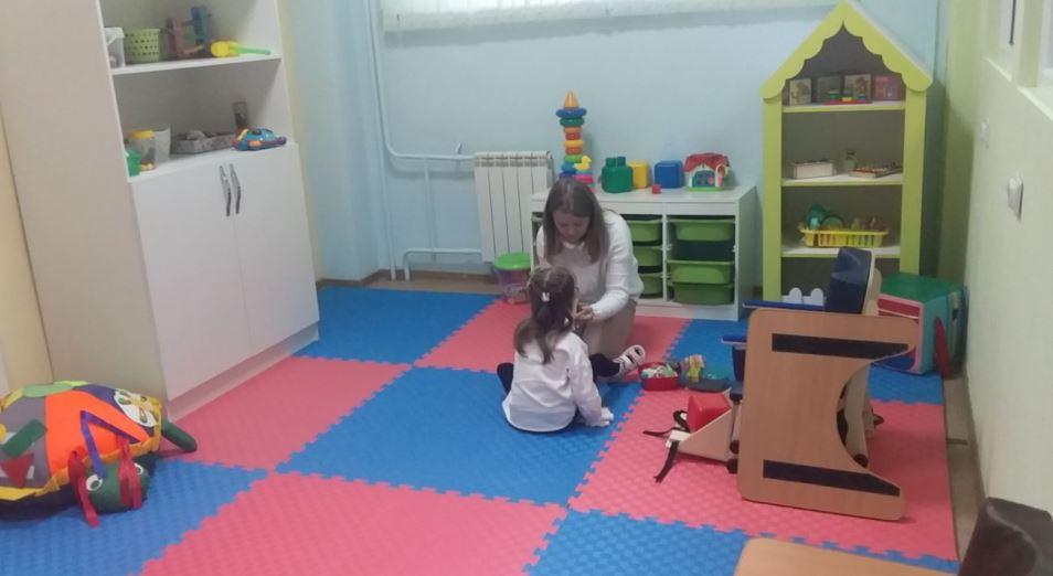 В Усть-Каменогорске открылся первый центр для детей с ДЦП