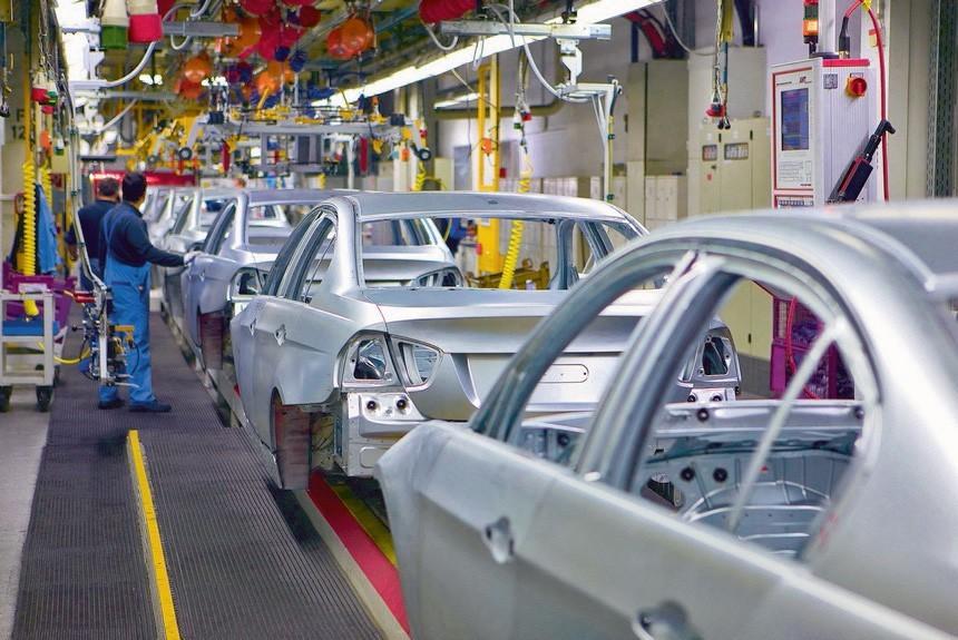 В Казахстане увеличивается производство легковых автомобилей