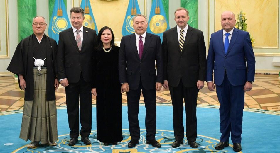 Новые послы приступили к деятельности в Казахстане