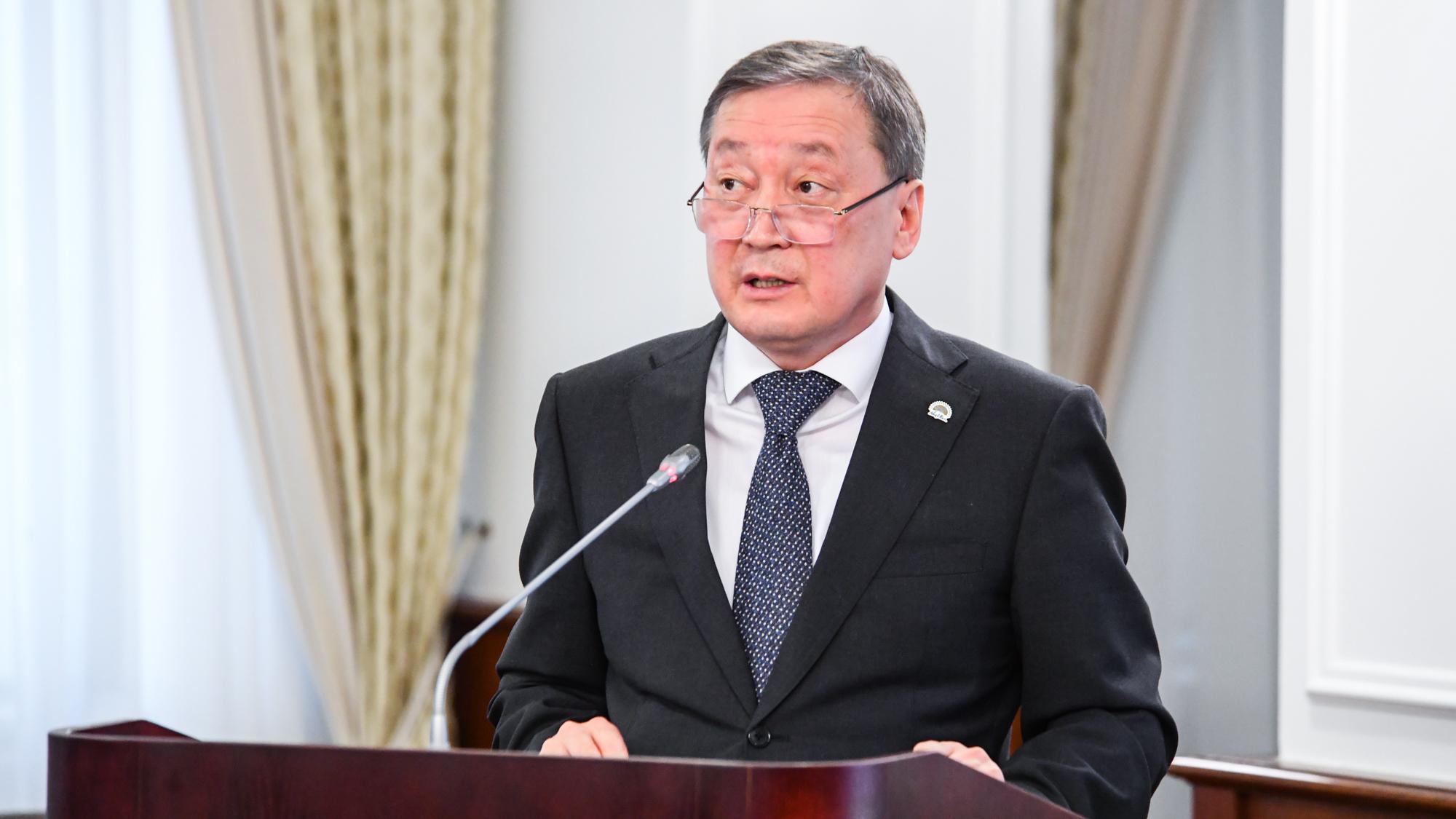С. Омаров: Новый проект развития АПК будет готов к маю 2021 года