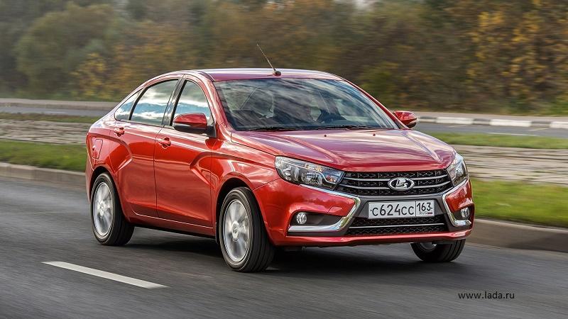 Продажи АвтоВАЗа за семь месяцев выросли на 19,5%