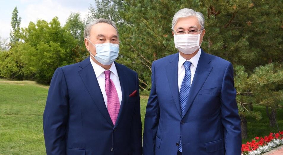 Токаев и Назарбаев поздравили казахстанцев с Курбан айтом
