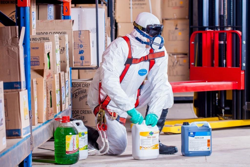 $300 тысяч направят в Казахстане на проект по регулированию химических веществ