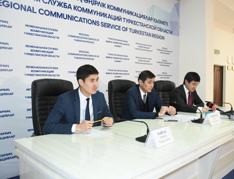 Товарооборот между Туркестанской областью и Узбекистаном за 11 месяцев составил 447 млн долларов