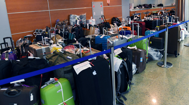 Куда обращаться за получением багажа потерпевшего крушение рейса Bek Air