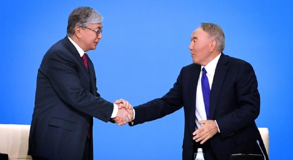 Токаев пожелал выздоровления Назарбаеву