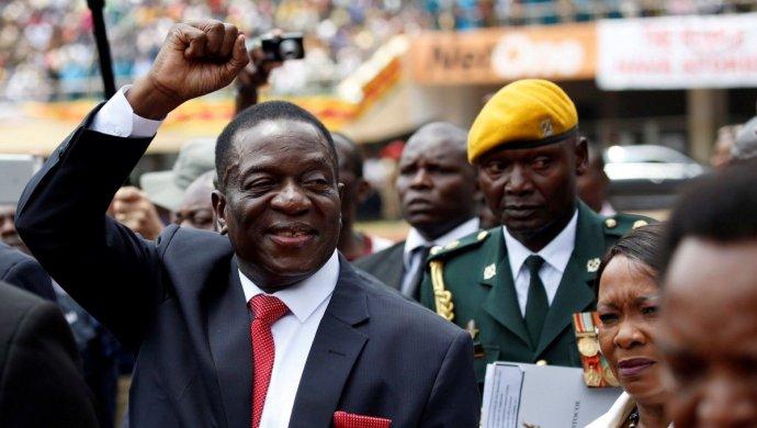 Зимбабве президенті Қазақстанға ресми сапармен келді