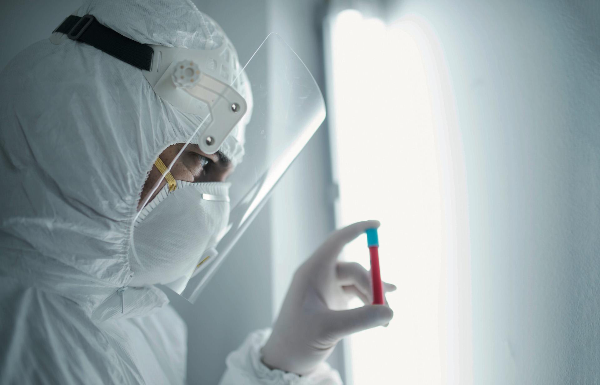 Количество заразившихся COVID-19 в Казахстане достигло 3877