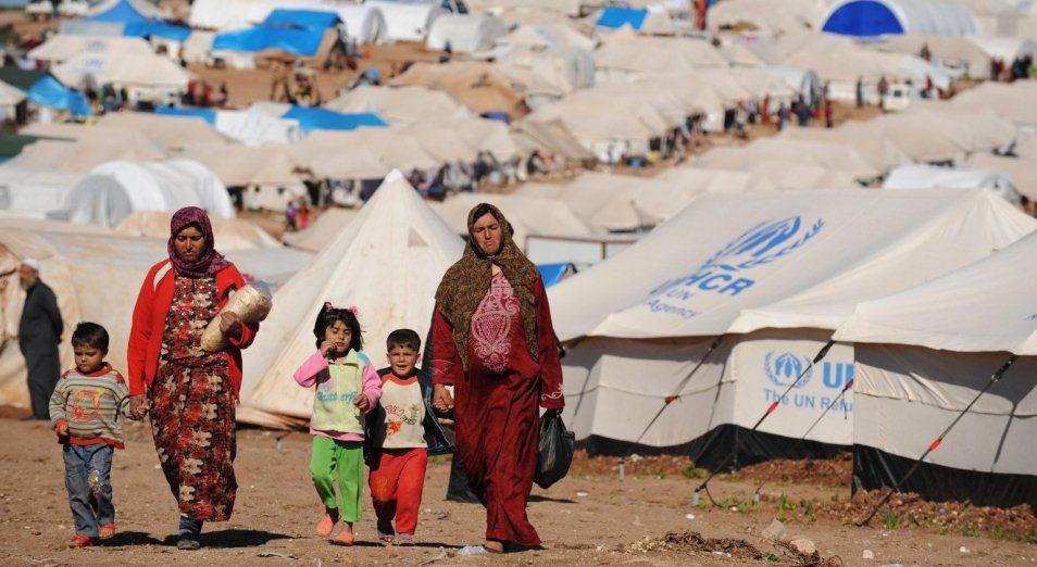 Москва и Дамаск отмечают противоречия в заявлениях США по лагерю «Рукбан»