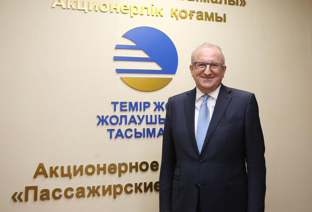 В АО «Пассажирские перевозки» сменился генеральный директор