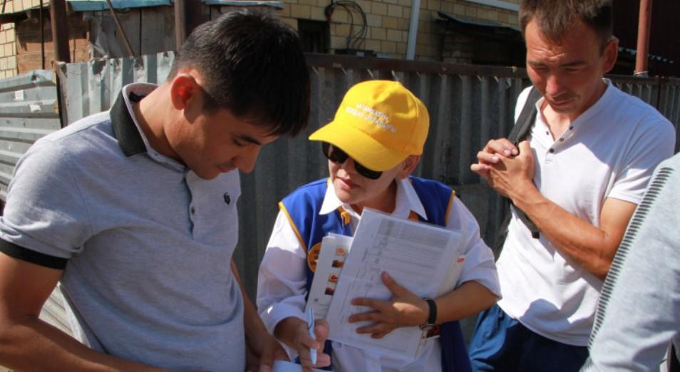 За первую неделю более 2,3 тыс. граждан получили консультации в «Атамекен» қолдау орталығы»