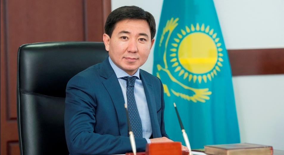 В Усть-Каменогорске новый аким