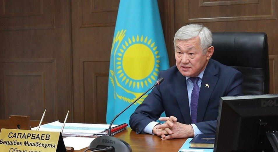 Пенсионный вопрос прокомментировал Сапарбаев