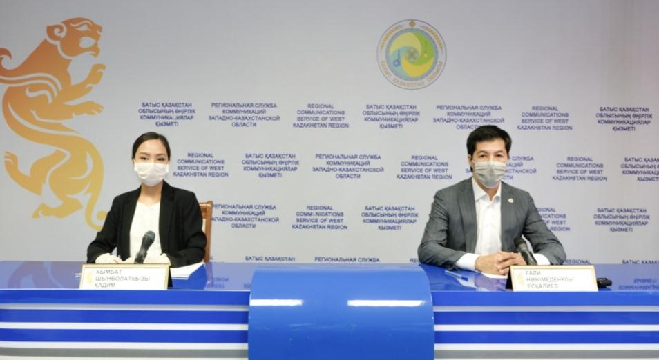 Аким ЗКО Гали Искалиев пригрозил уголовной ответственностью за перепродажу медпрепаратов