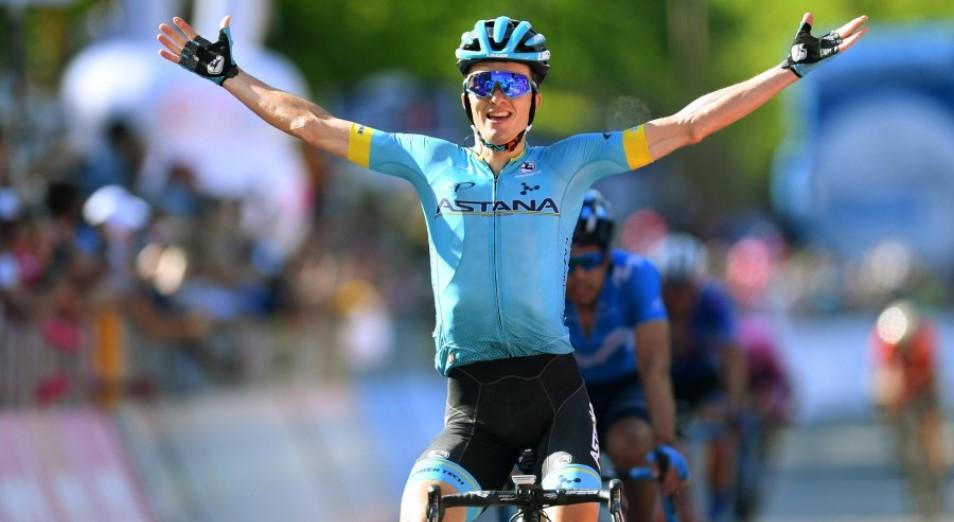 «Джиро д'Италия»: Лопеса из гонки за лидерами выбивает болельщик