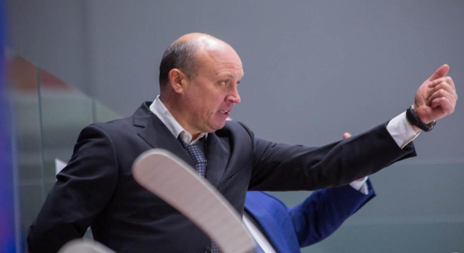 «Торпедо» официально представило нового главного тренера