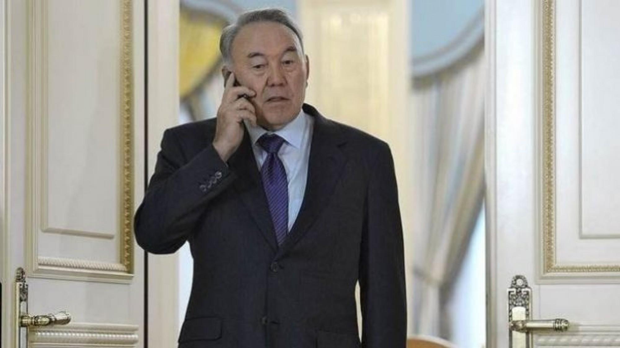 О чем Нурсултан Назарбаев говорил с Петром Порошенко