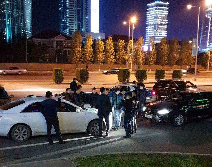 В Астане предположительно задержан руководитель УБОП ДВД на транспорте