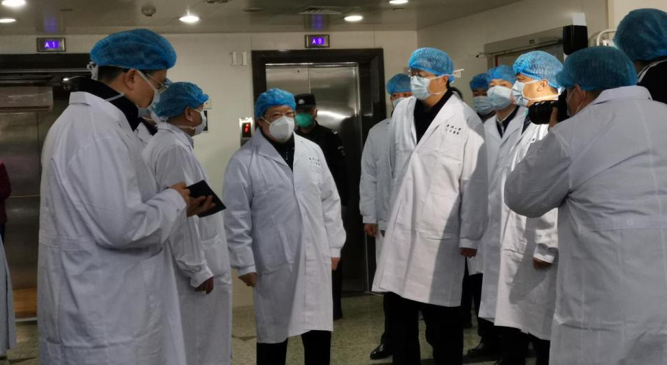 ДСМ Қытайдан келген дәрігерлер қандай жұмысқа тартылатынын түсіндірді