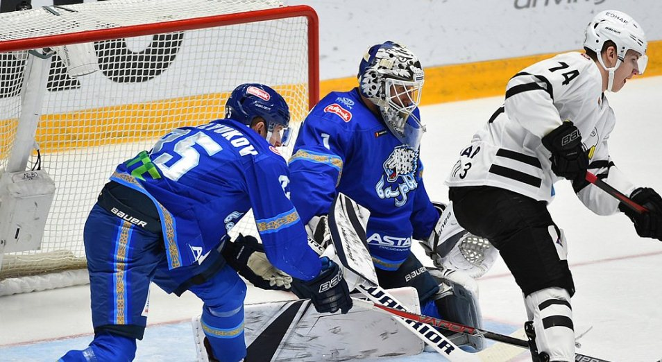 Регулярка КХЛ: «Барыс» поквитался с «Трактором» за поражение в ноябре