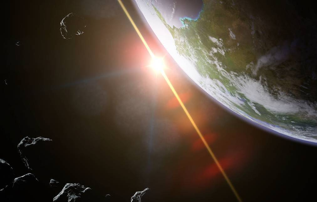 Накануне всеобщих выборов в США к Земле приблизится астероид