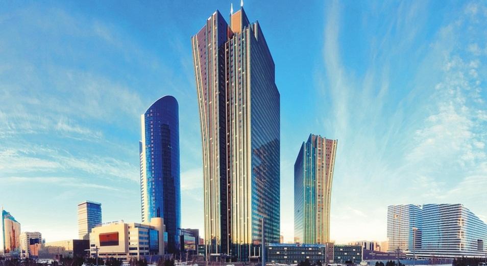 Нацкомпании задают тренды на рынке офисной недвижимости Астаны