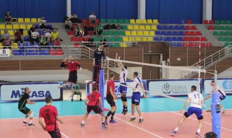 В Таразе завершился 27-й чемпионат РК по волейболу среди мужчин