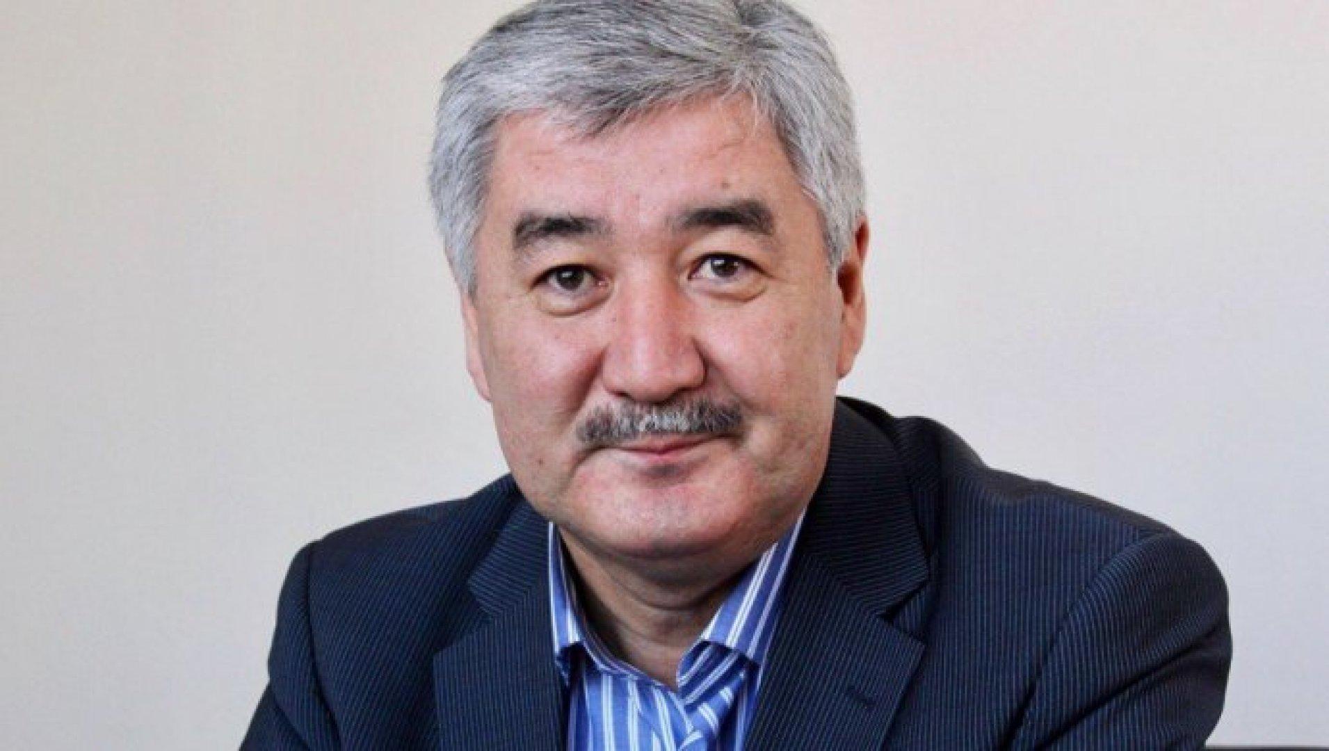 Амиржан Косанов подал документы в ЦИК для регистрации кандидатом в Президенты Казахстана