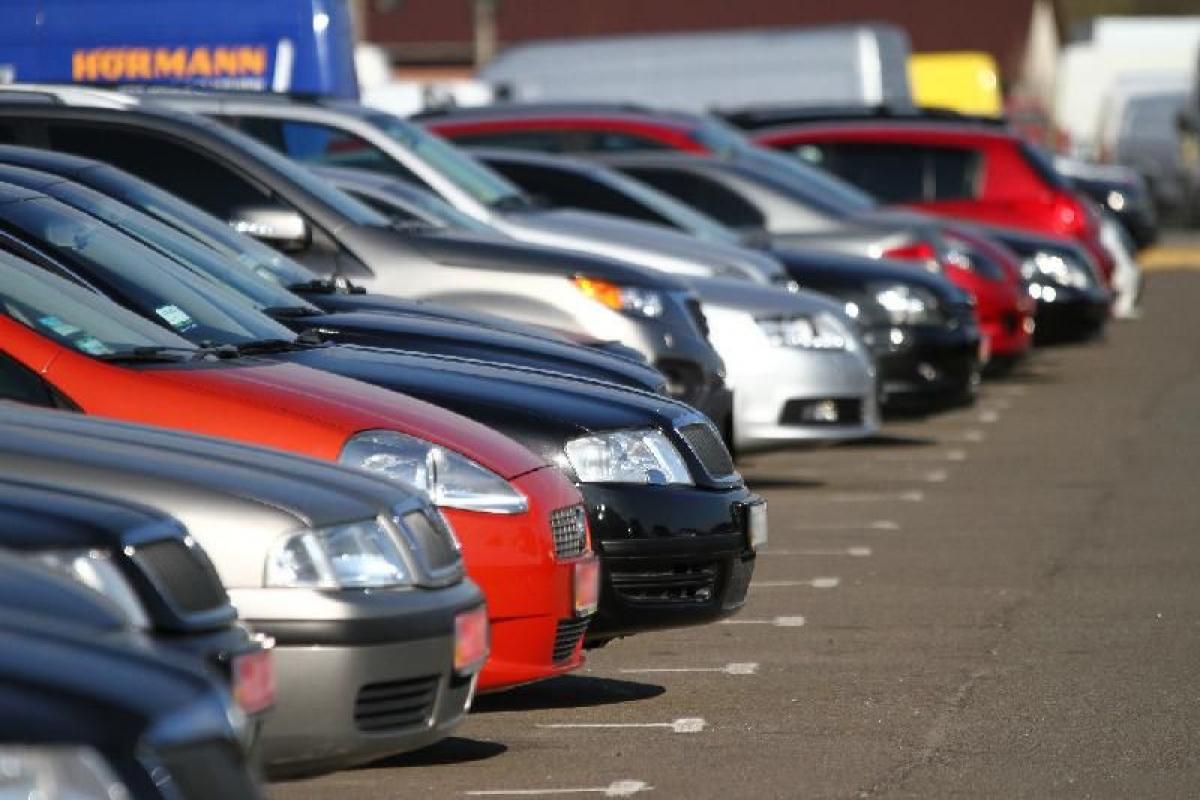 В Шымкенте зарегистрировано 258 ввезенных из Армении автомобиля