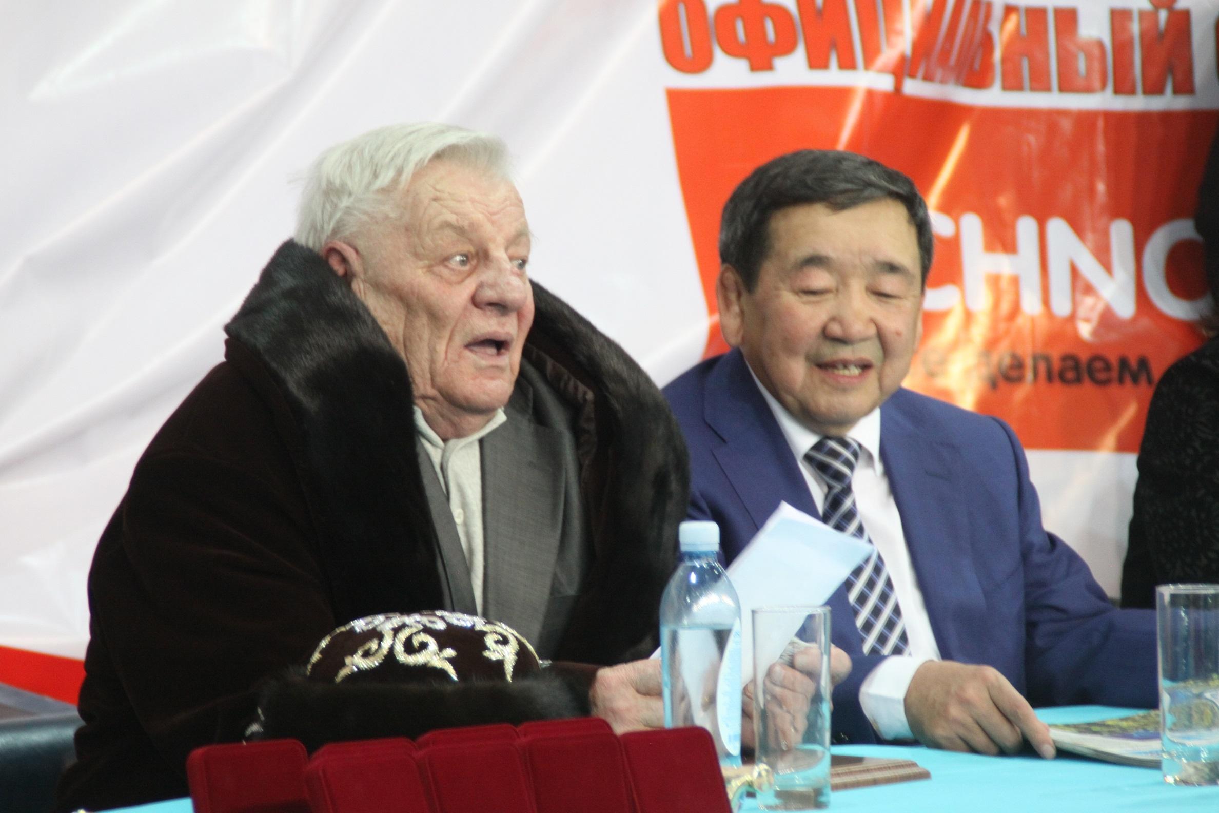 Нурсултан Назарбаев cоболезнует в связи с кончиной тренера по греко-римской борьбе Вадима Псарева