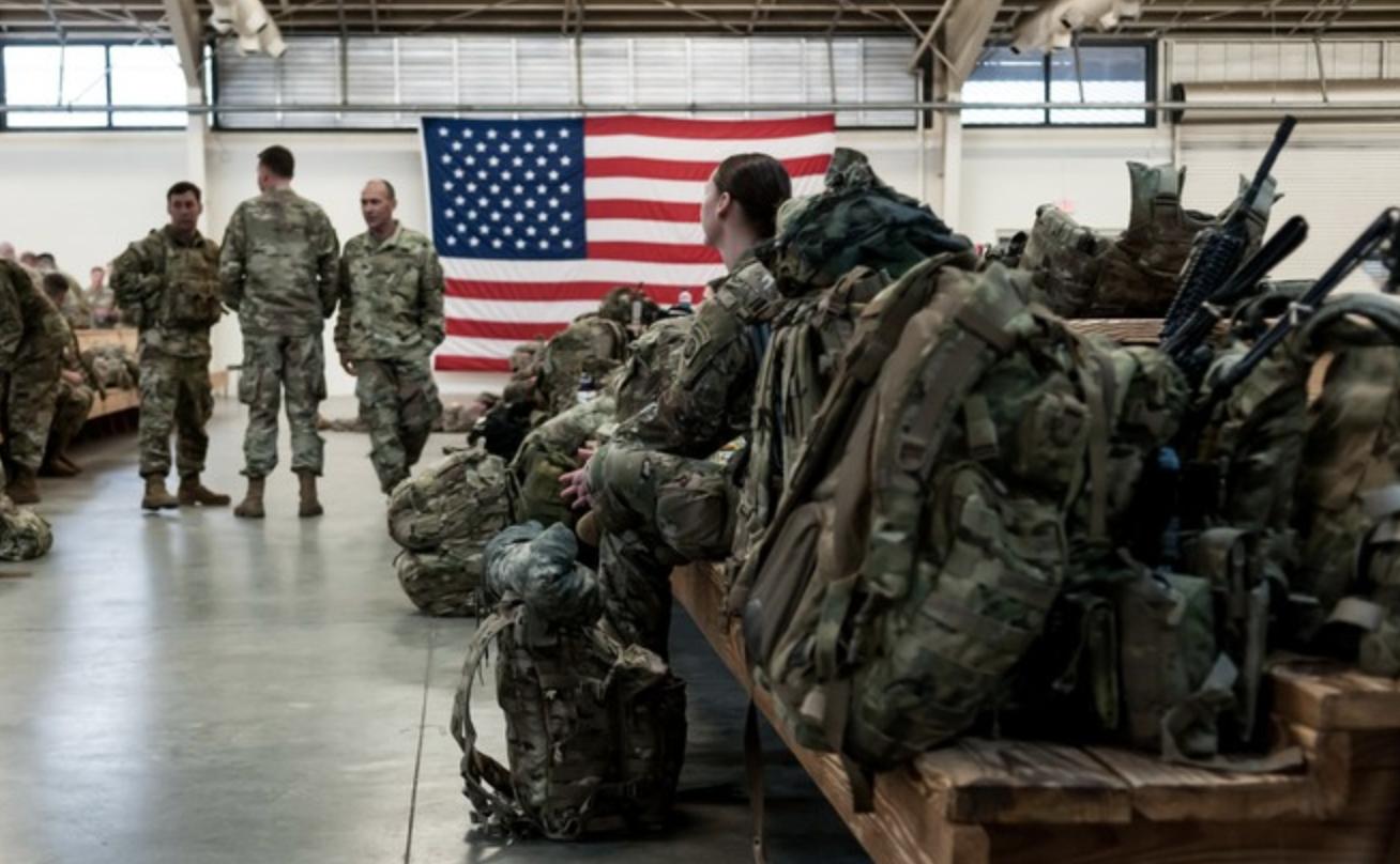 Багдад и Вашингтон в июне обсудят график полного вывода американских войск из Ирака