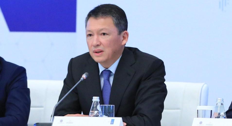 Тимур Кулибаев: «Нужна точечная поддержка предприятий обрабатывающей промышленности»
