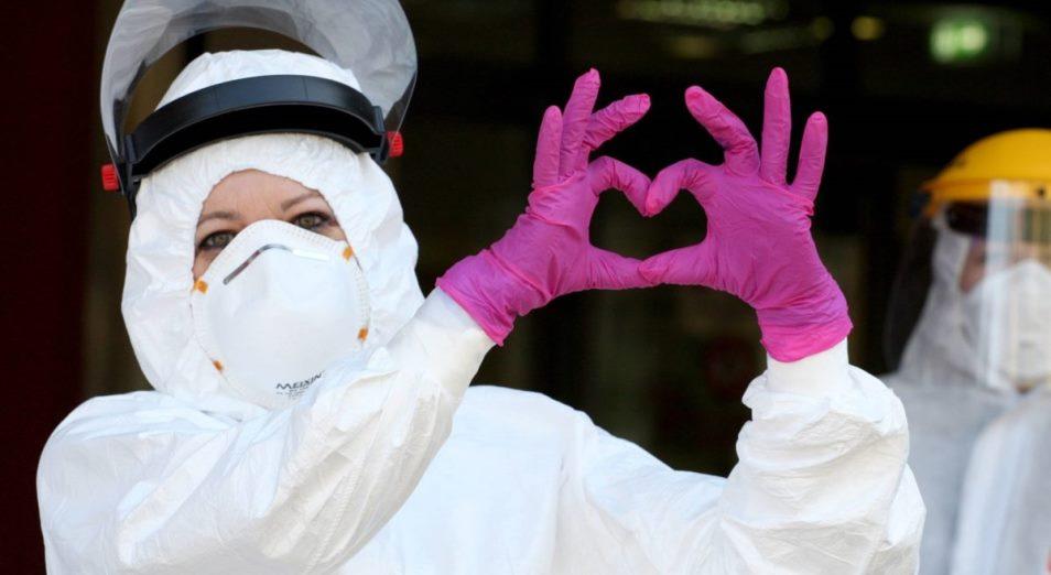 Пандемиямен күрес. Волонтерлік қызметтің рөлі