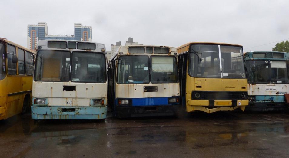 Общественный транспорт в кризисе