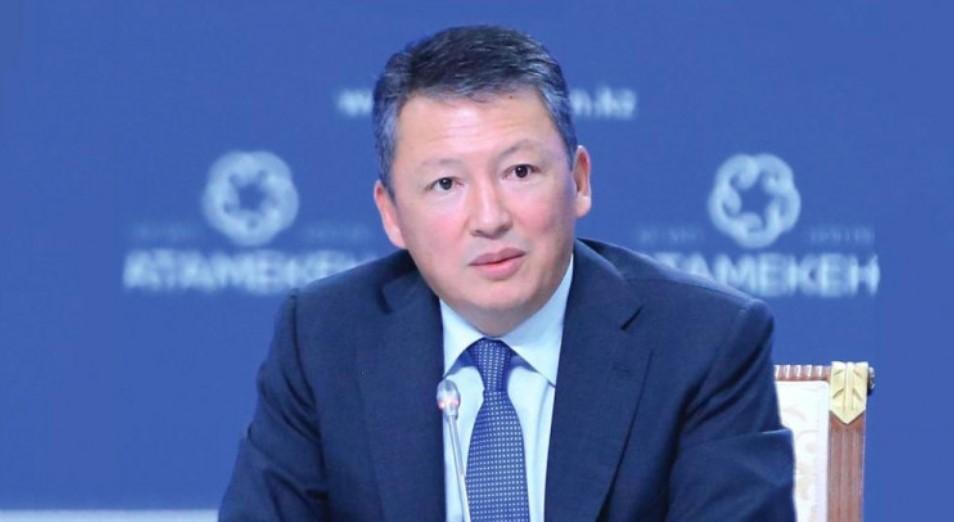 Ассоциации помогут сформировать консолидированную позицию сферы торговли – Тимур Кулибаев