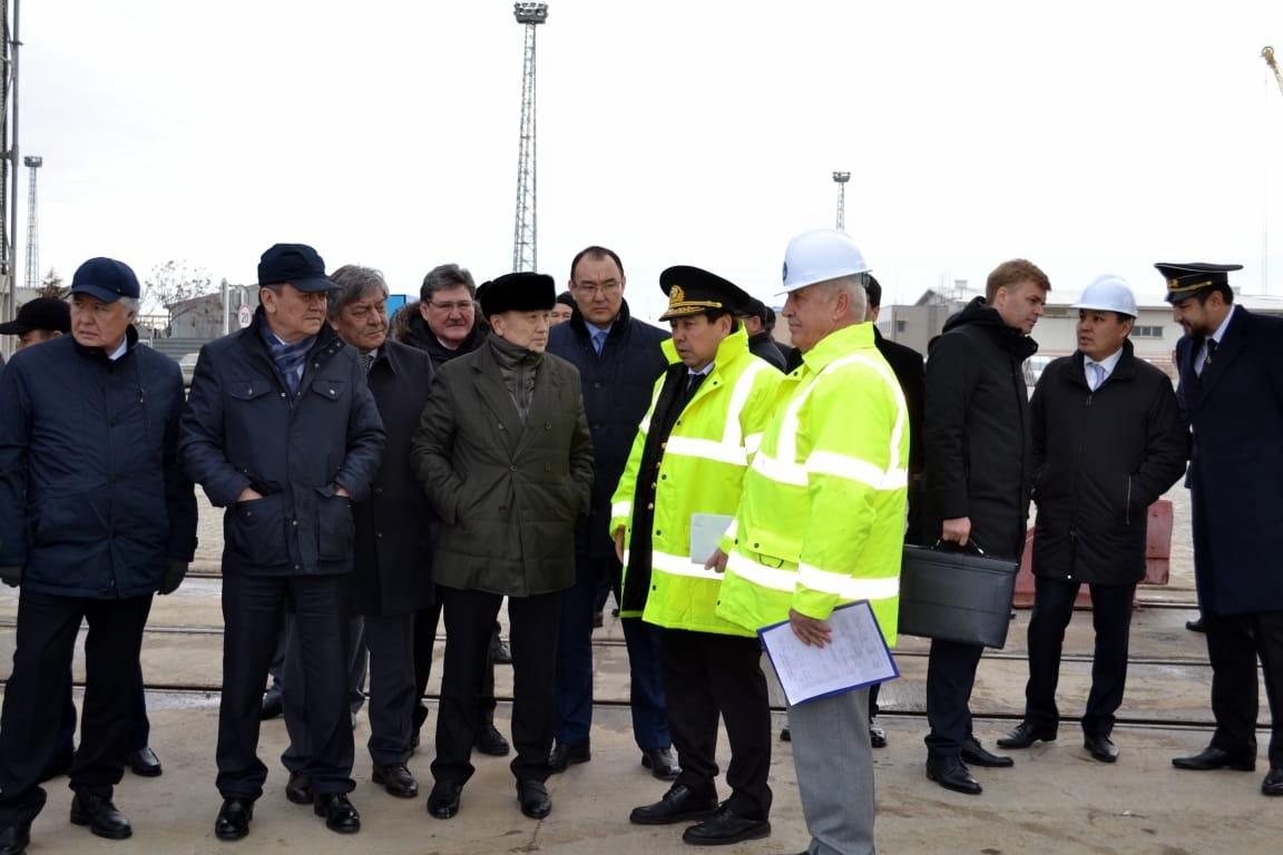 Порты Курык, Актау и Актауский морской северный терминал составляют друг другу конкуренцию - ДГД