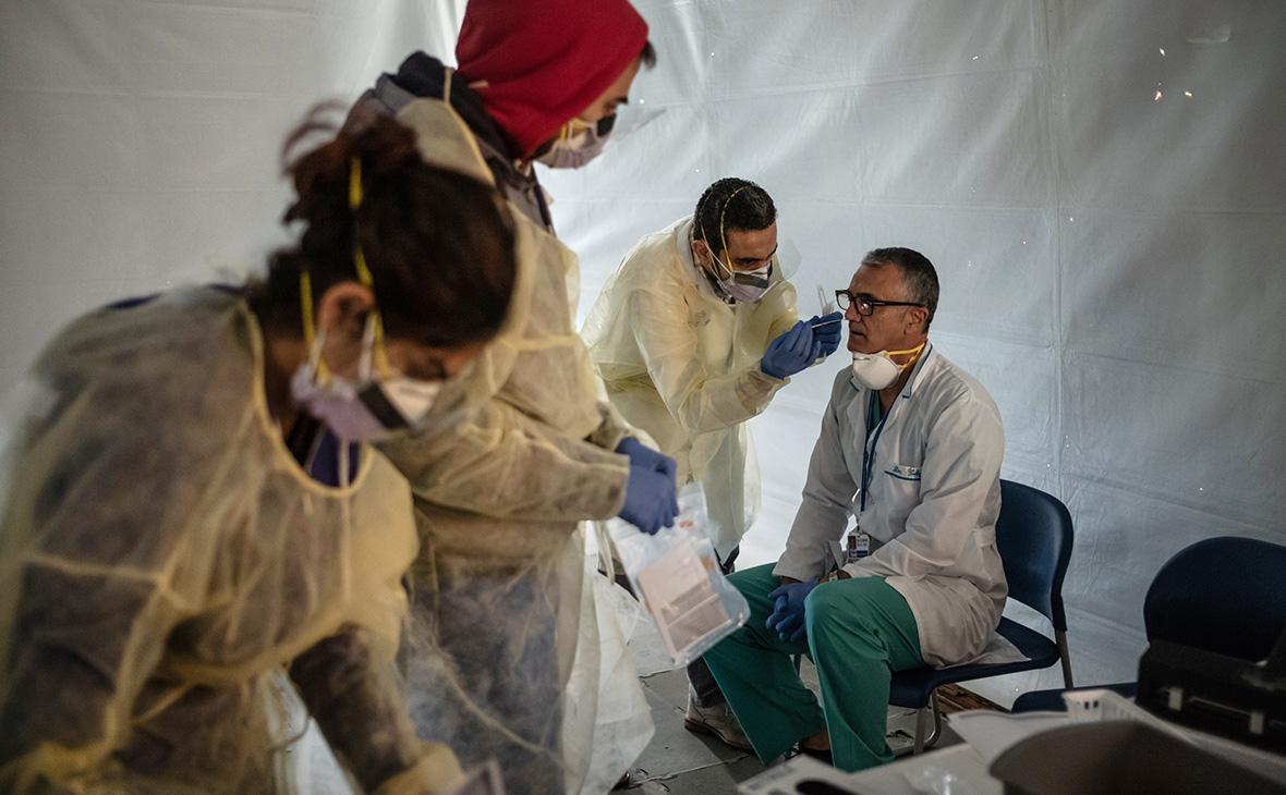 Число инфицированных СOVID-19 в мире превысило 20,6 млн