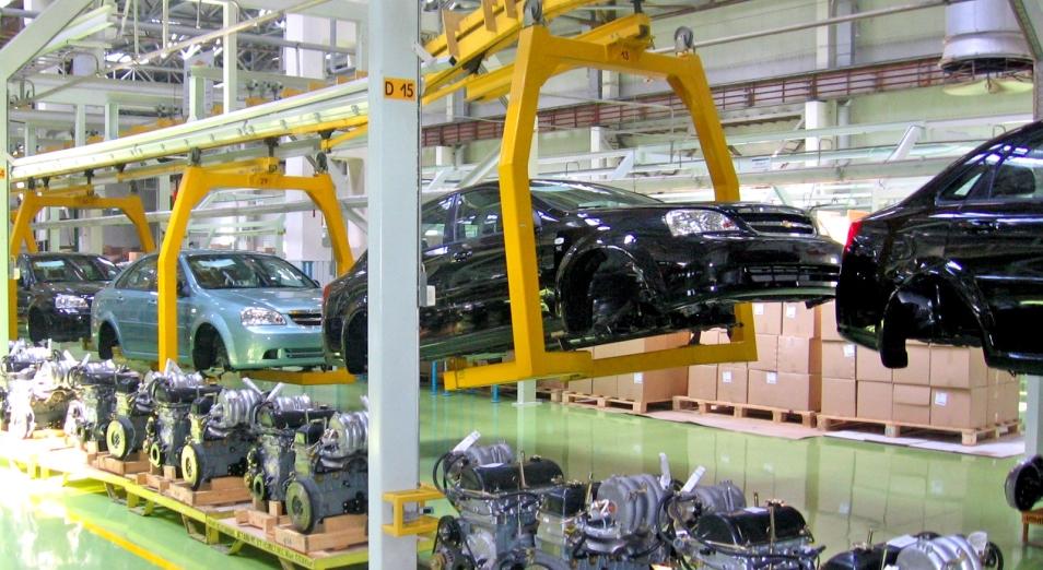 Автозаводы наращивают производство