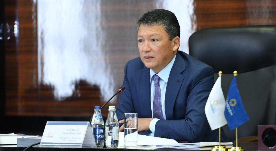 Тимур Кулибаев: «Есть инструменты, чтобы поддержать отечественных производителей»