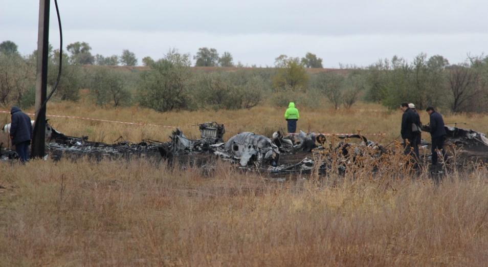Самолет санавиации обстреляли? Другая версия катастрофы под Алматы