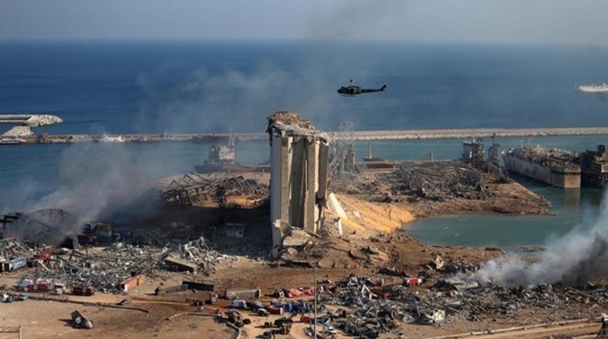 В Бейруте прошли антиправительственные протесты