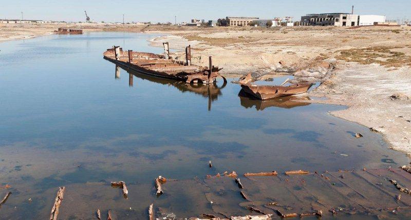 Остров Возрождения в Аральском море признан безопасным