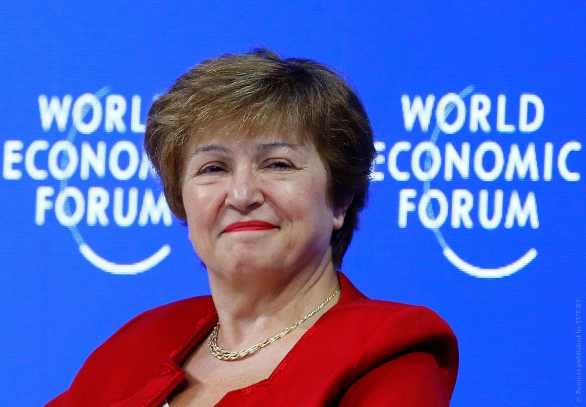 Кристалина Георгиева возглавит МВФ