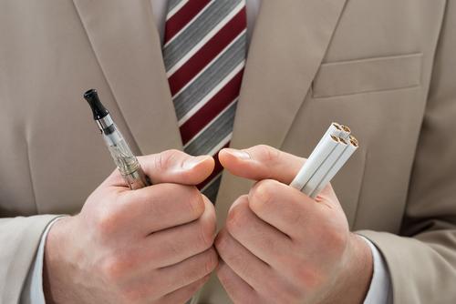 В Великобритании производителей электронных сигарет будут облагать меньшим налогом