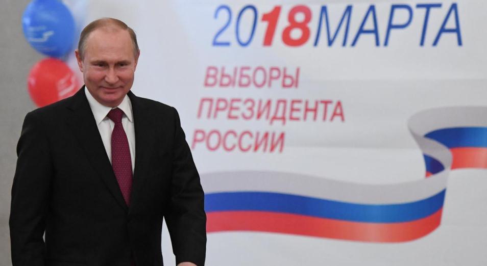 Владимир Путин переизбран президентом России