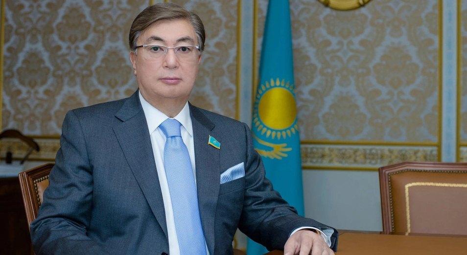 Касым-Жомарт Токаев обратился в Конституционный совет