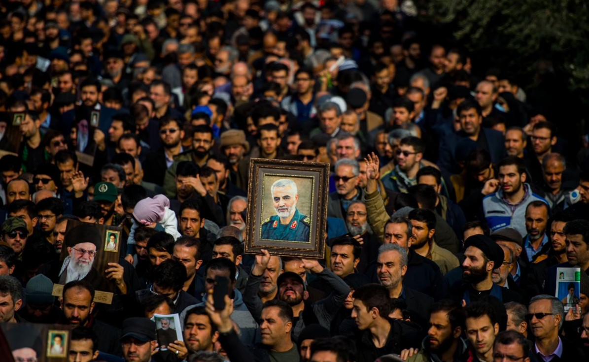 Иранского генерала Сулеймани похоронят 7 января в родном городе