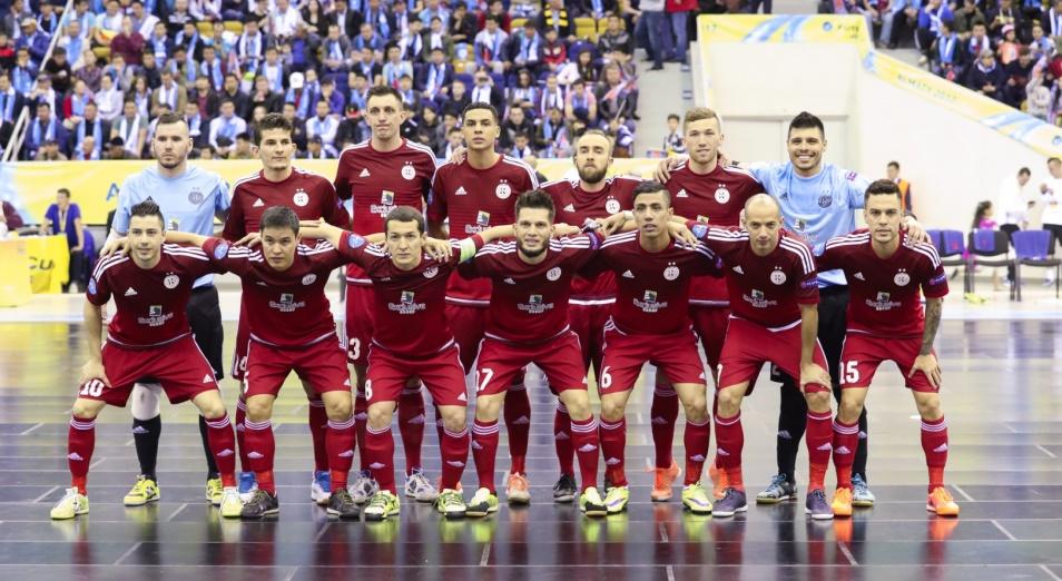 «Кайрат» стал досрочным чемпионом Казахстана по футзалу